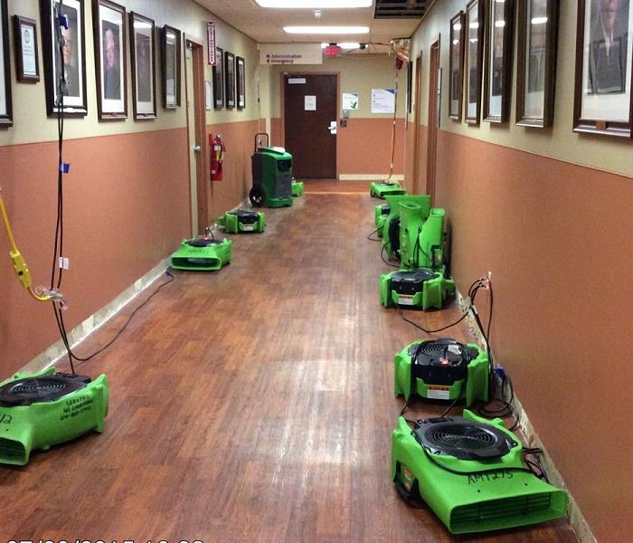 Commercial Restoring Your NE Columbus Commercial Property After A Water Damage Event